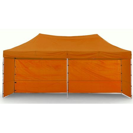 Wallaroo 3x6 Marquee - Pop Up Gazebo - Orange