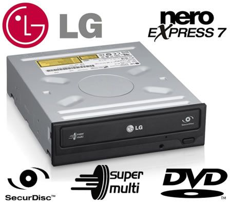 LG DVDRAM GH22NS50 DRIVER FOR WINDOWS 10