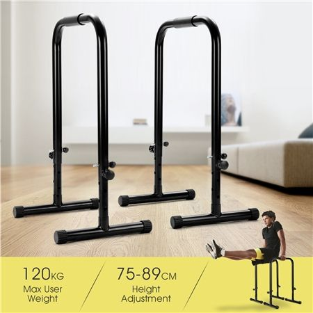 Training Parallel Bars for Home Exercise Use