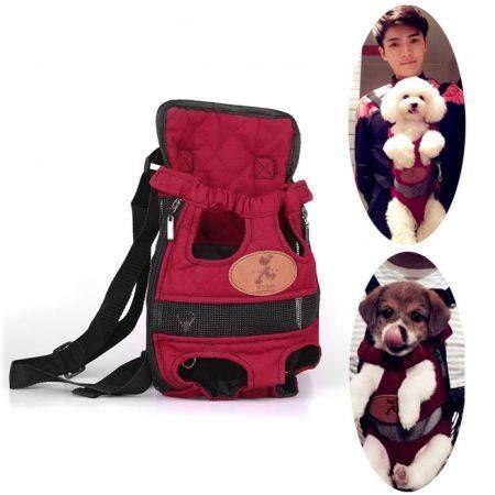 Pet Dog Cat Puppy Carrier Comfort Travel Tote Shoulder Bag Sling Backpack S XL
