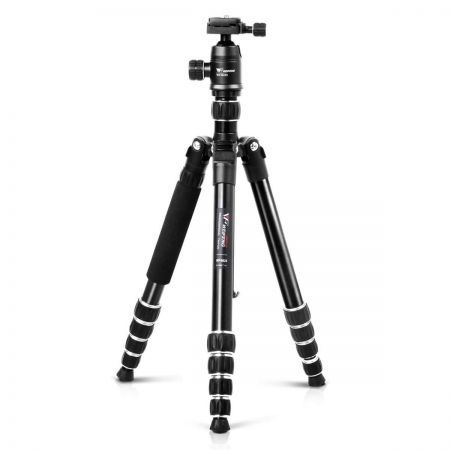 Professional 2-in-1 Monopod Tripod Digital Camera 152cm