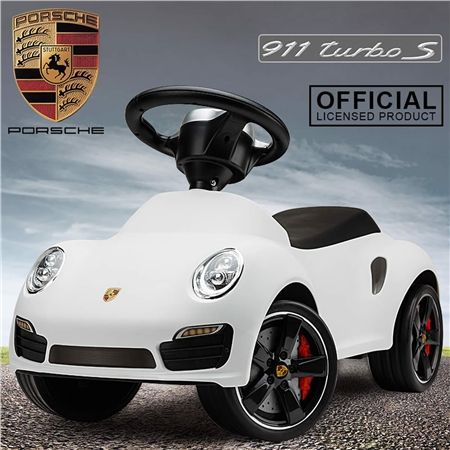 Ride On Toy Car Licensed Porsche 911 Turbo S Crazy Sales