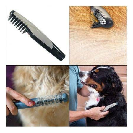 Electric Pet Dog Grooming Comb Hair Trimmer