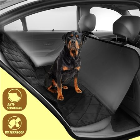 premium waterproof pet hammock non slip back seat cover premium waterproof pet hammock non slip back seat cover   crazy sales  rh   crazysales   au