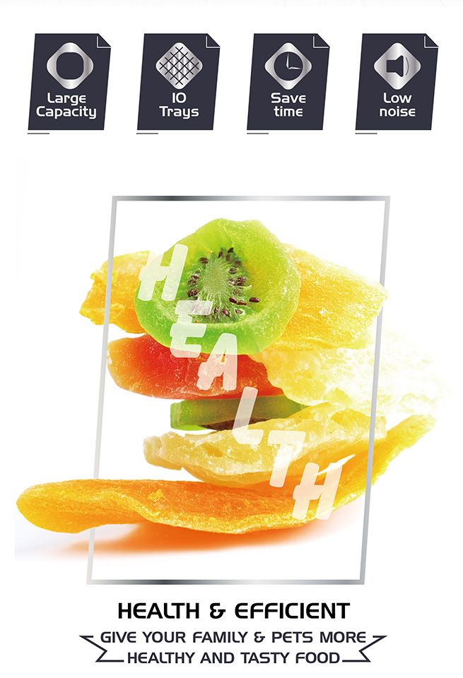 ambiano food dehydrator instruction manual