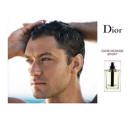 Perfume Fragrance Cologne for Men - Dior Homme Sport by Christian Dior 100ml EDT SP