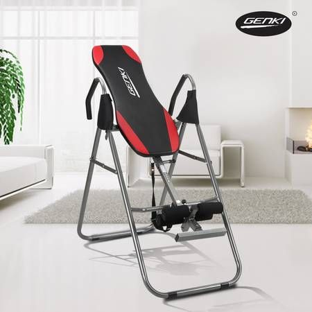 Genki Folding Gravity Inversion Table   Exercise Fitness