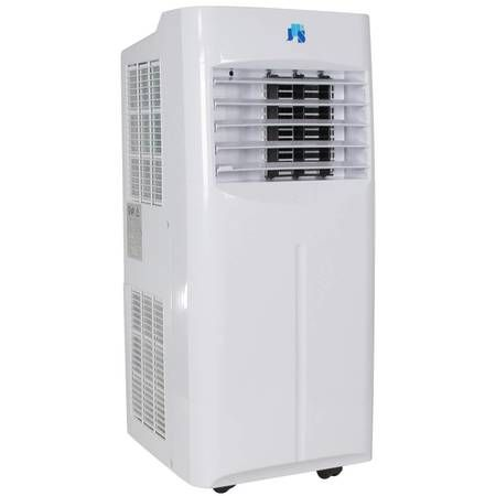 JHS8 Reverse Cycle Portable Air Conditioner Fan Heater Dehumidifier 10,000 BTU