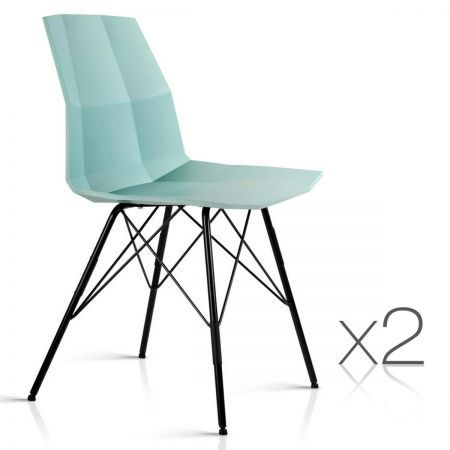 eames replica chairs. set of 2 eames replica contour dining chair chairs s