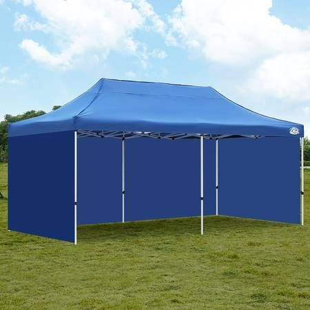 Ogl 3x6m Pop Up Outdoor Folding Marquee Gazebo Party Tent