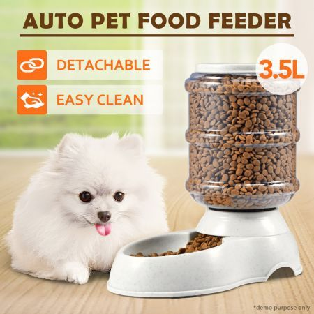 3.5L Pet Dog  Automatic Food Feeder