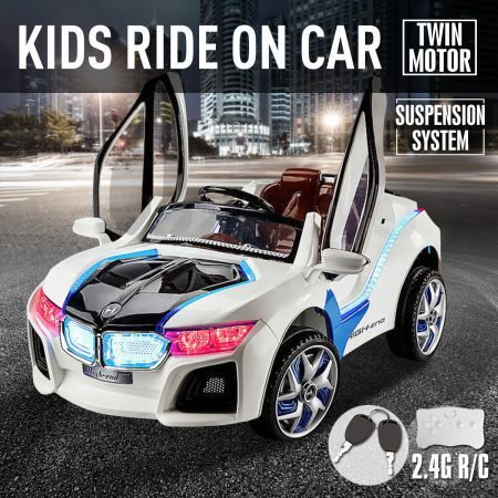 Kids Electric Ride on Car Children Sports Toys with Remote Control