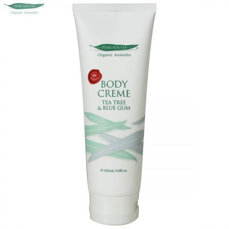 Pure South Organic Body Creme - Tea Tree & Blue Gum