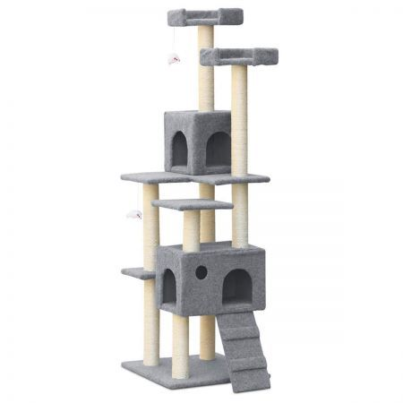 7 Level Cat Tree Climbing Scratching Post