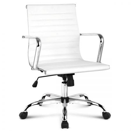 Eames Replica Designer Office Chair - White
