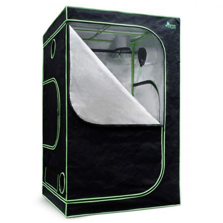 Hydroponic Grow Tent - 120 x 120 x 200cm  sc 1 st  CrazySales & Hydroponic Grow Tent - 120 x 120 x 200cm | Crazy Sales