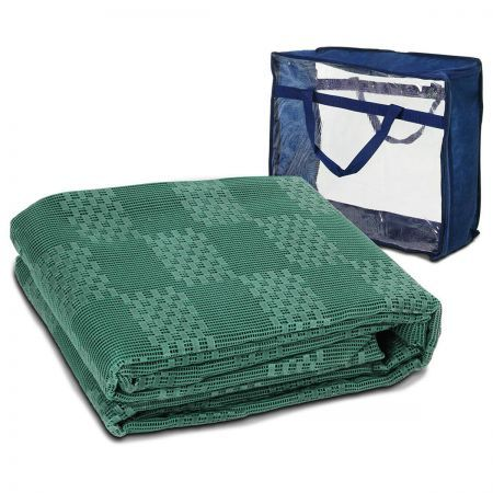 Heavy Duty Annex Matting 4 x 2.5M - Green