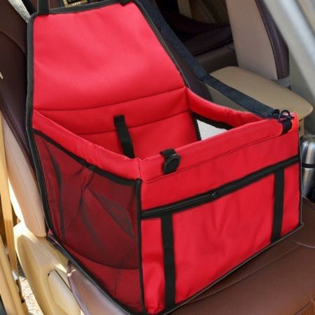 Pet Dog Carrier Car Seat Pad Safe Carry Travel Accessories Waterproof