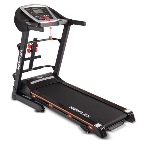 NORFLX Xtreme XR600E Electric Folding Treadmill Machine
