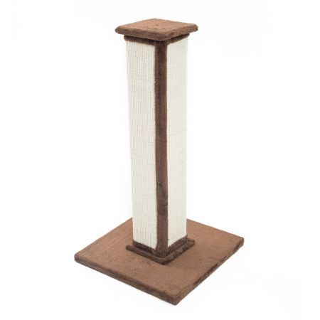 Cat Tree Scratcher NOPPO 92cm - Brown