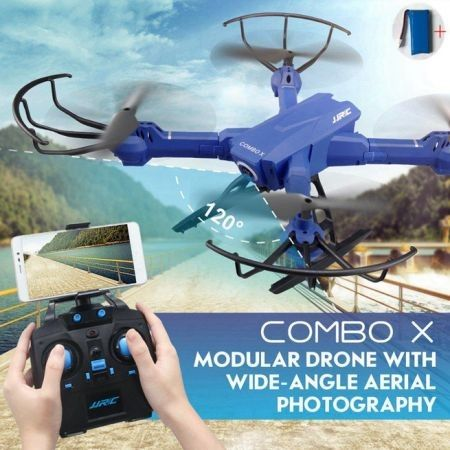 JJRC H38WH WiFi FPV Camera Removable Arm RC Drone FPV Quadcopter Helicopter Toy