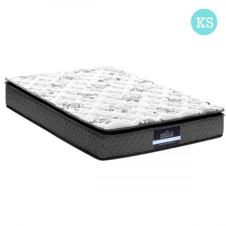 competitive price ffd4c fe6fa Euro Pillow Top Mattress King Single