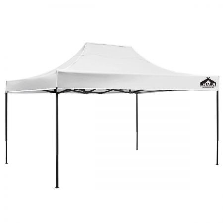 Instahut 4.5 x 3m Pop Up Gazebo - White