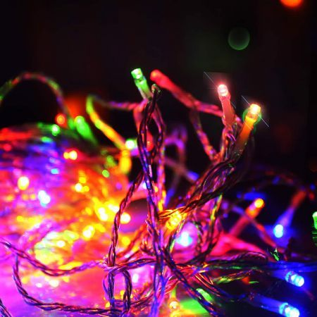 500 LED Christmas String Lights Home Decoration - Multi-Colour