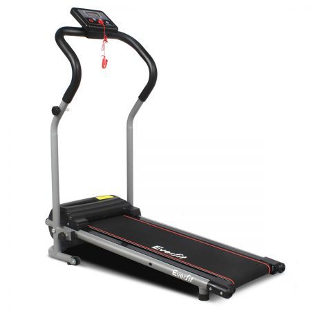 Everfit Treadmill 280 with 3 Training Programs and 6 Speed Levels