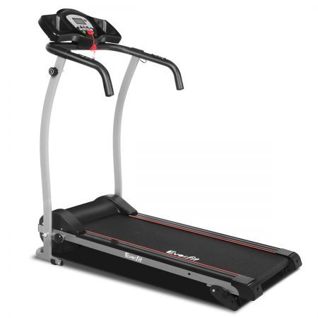 Everfit Treadmill 360 with 12 Training Programs and 3 Adjustable Inclination Level
