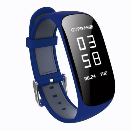 Z17 Smart Bluetooth Bracelet IP67 Heart Rate Monitor Sport Mode Smart Sport Bracelet