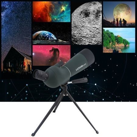 20-60x60 Zoom Top Quality Precision Spotting Scope Telescope Tripod