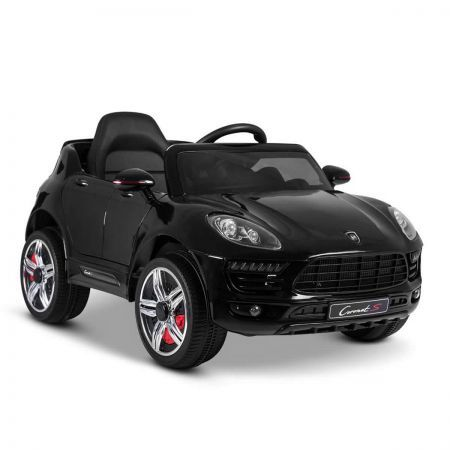 Kids Ride on Car with Battery Charger - Black