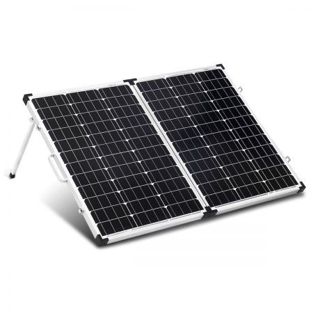Free Shipping! MaxRay 12V 160W Folding Solar Panel Kit