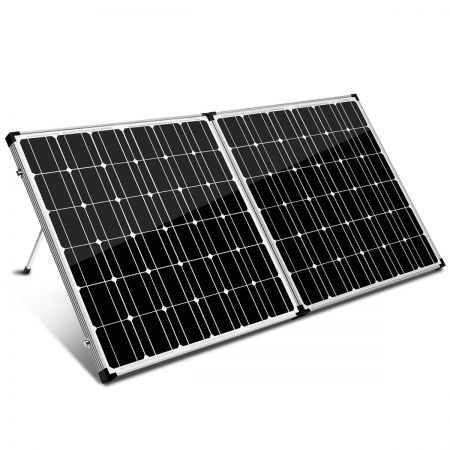 250W Folding Monocrystalline Solar Panel
