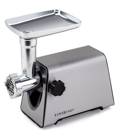 EuroChef 2500W Electric Meat Grinder MG550 - Silver