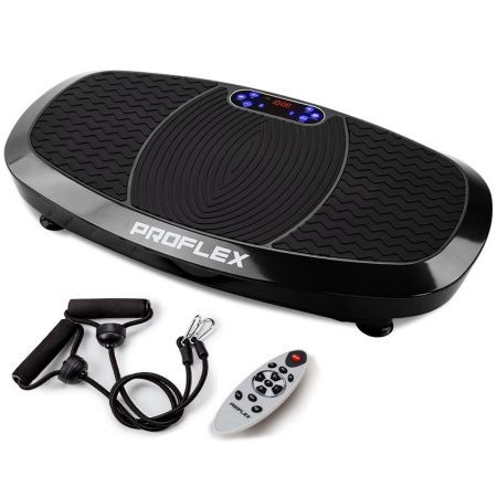 Vibration Platform Machine with Bluetooth - Black