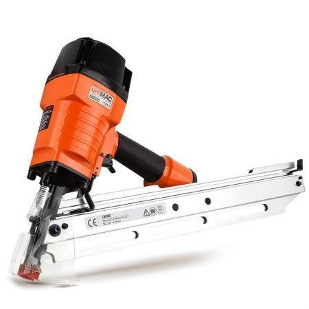 Unimac 90mm Cordless Heavy Duty Framing Nailer