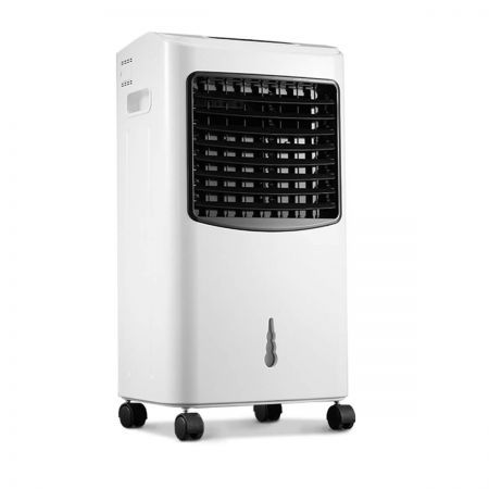 Portable Air Cooler and Humidifier Conditioner - Black and White