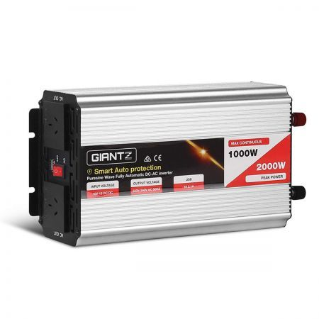 1000W Pure Sine Wave DC-AC Power Inverter