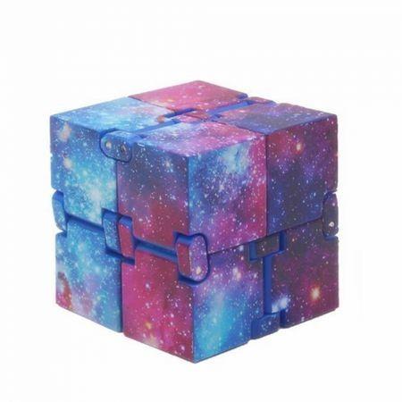 Creative  Starry Sky Infinity Cube Adults Stress Relief Kids Toys Gift