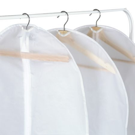10 x Suit Dress Clothing Dust Cover Bags Large