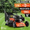 SHOGUN 3-In-1 Cordless Lawn Mower Self Propelled 18