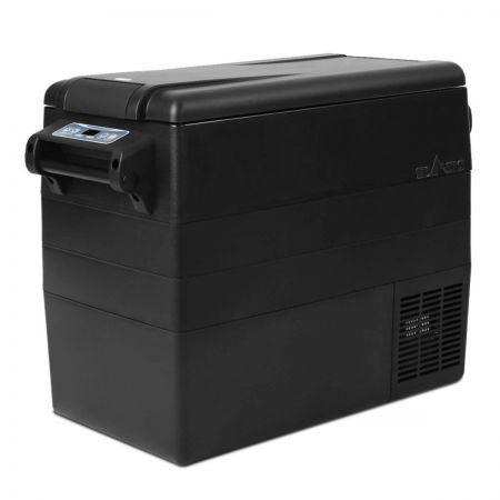 Glacio 58L Portable Cooler Fridge - Black