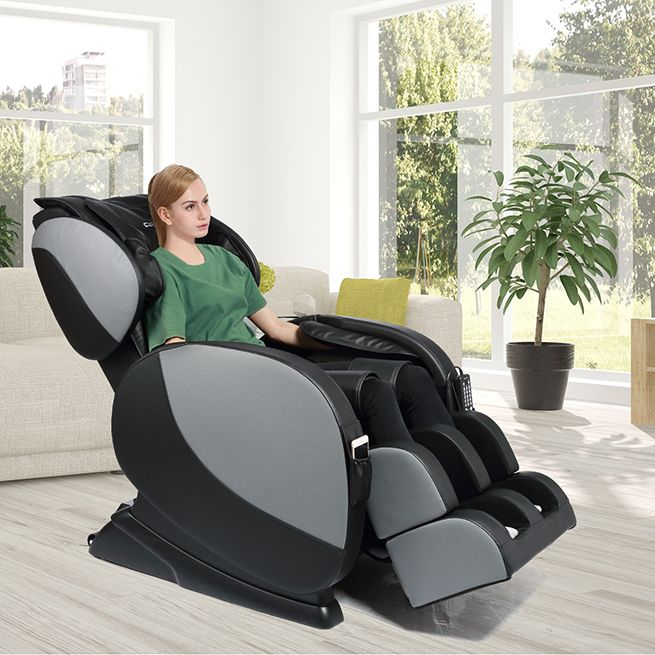 HOMASA Electric Massage Chair Full Body Zero Gravity Shiatsu Recliner W  Heat Large Size