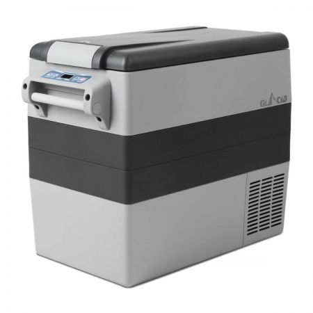 Glacio 58L Portable Cooler Fridge - Grey