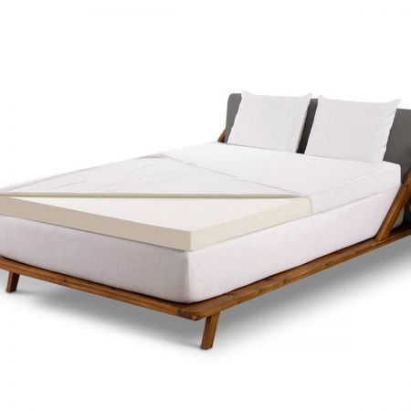 Queen Size Memory Foam Mattress Topper