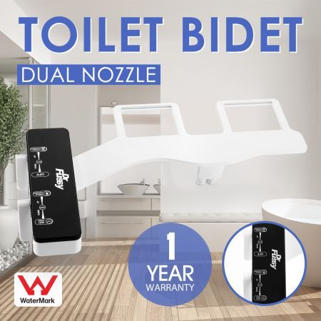 Hygiene Water Wash Clean Unisex Easy Toilet Bidet Seat Spray Attachment Self Cleaning