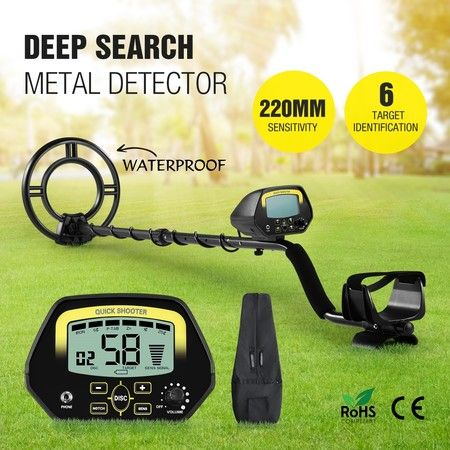 Metal Detectors | Cheap Metal Detectors Australia Online for Sale