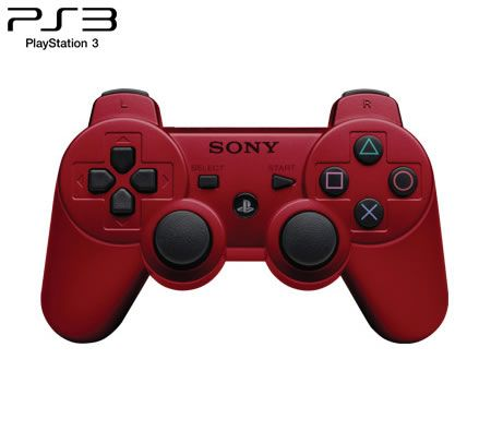 Genuine Sony Playstation 3 Ps3 Dualshock 3 Wireless